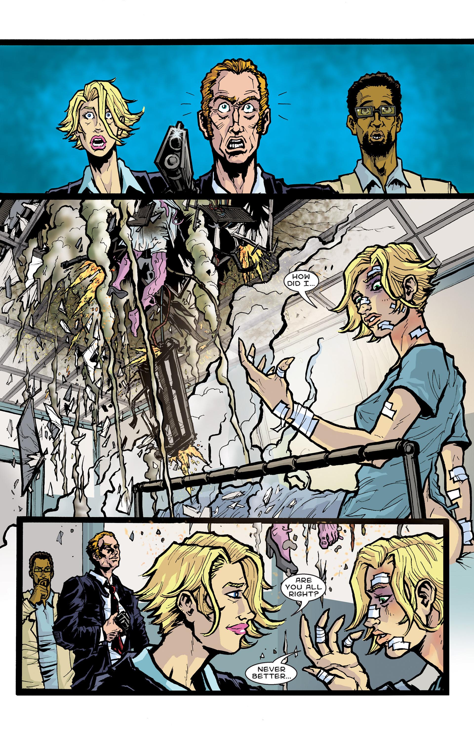 Read online Birth of Venus comic -  Issue #1 - 27