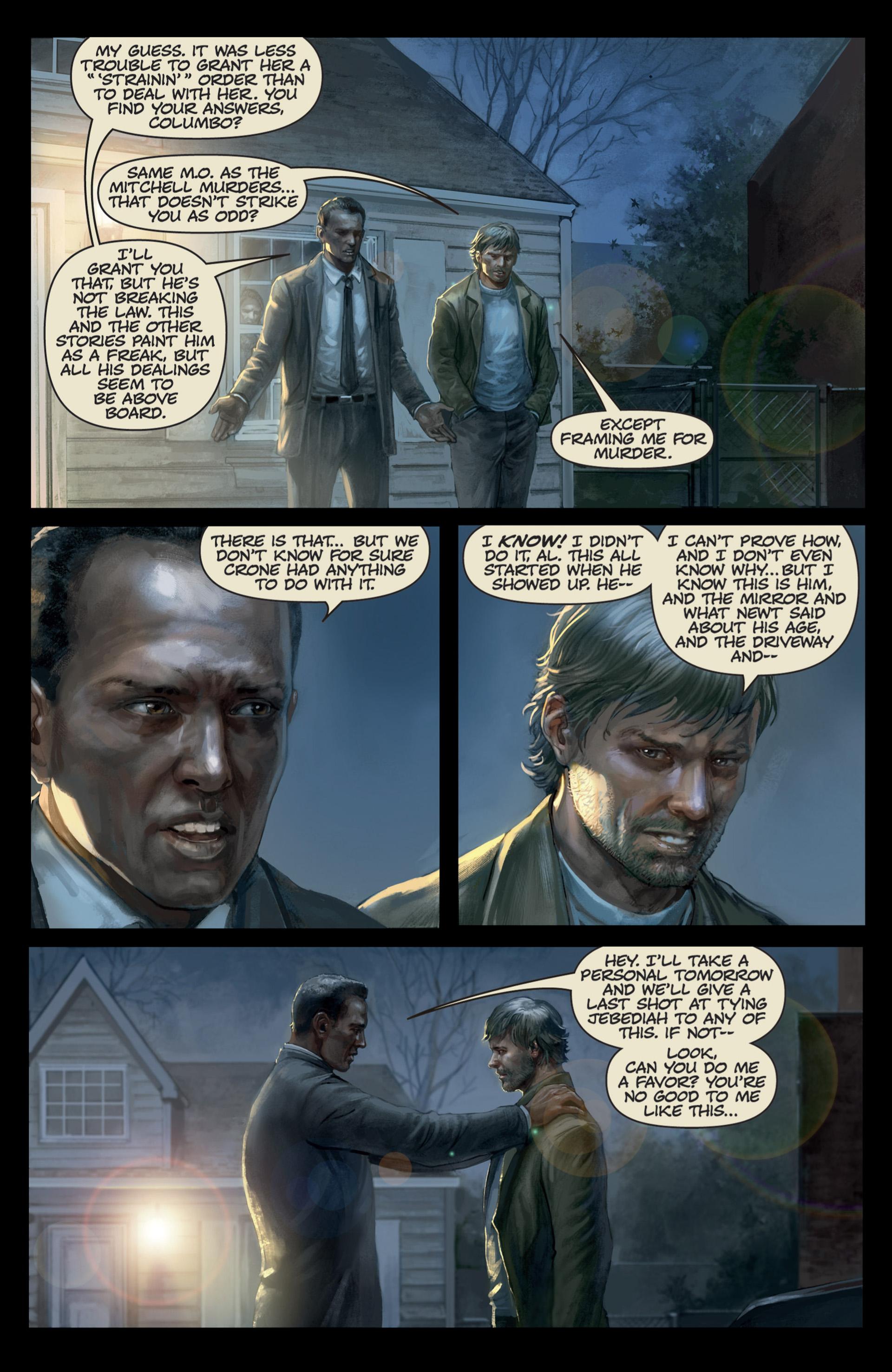 Read online Abattoir comic -  Issue #4 - 10