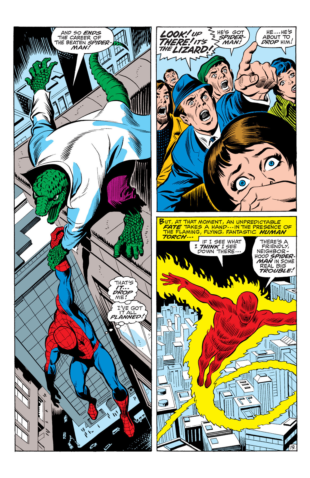 The Amazing Spider-Man (1963) 76 Page 19