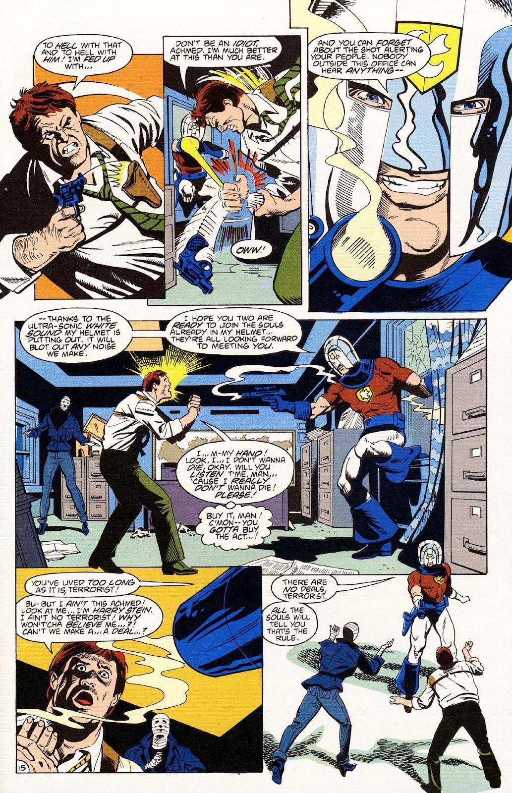 Vigilante (1983) issue 43 - Page 17