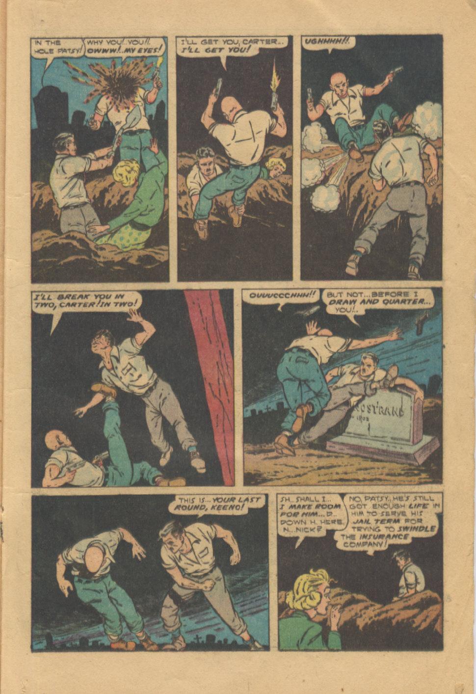 Read online Shadow Comics comic -  Issue #95 - 25
