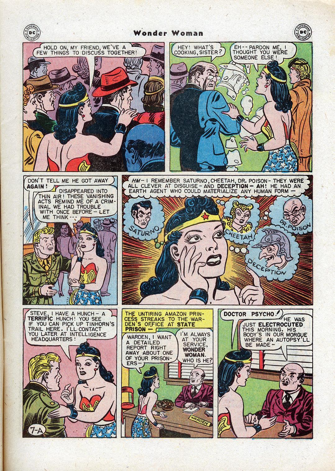 Read online Wonder Woman (1942) comic -  Issue #18 - 9