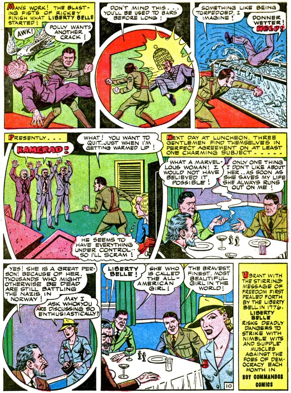 Boy Commandos issue 2 - Page 56