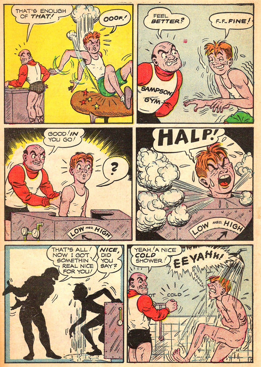 Archie Comics issue 027 - Page 9