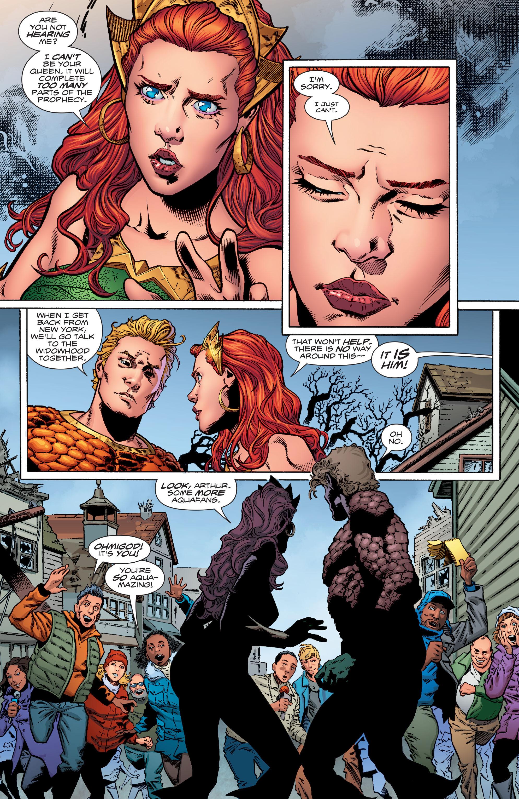 Read online Aquaman (2016) comic -  Issue #16 - 15