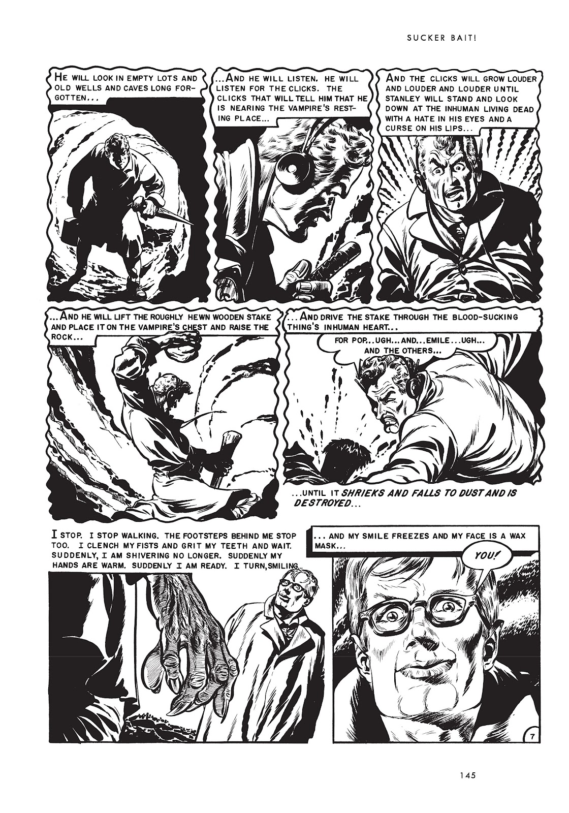 Read online Sucker Bait and Other Stories comic -  Issue # TPB (Part 2) - 60