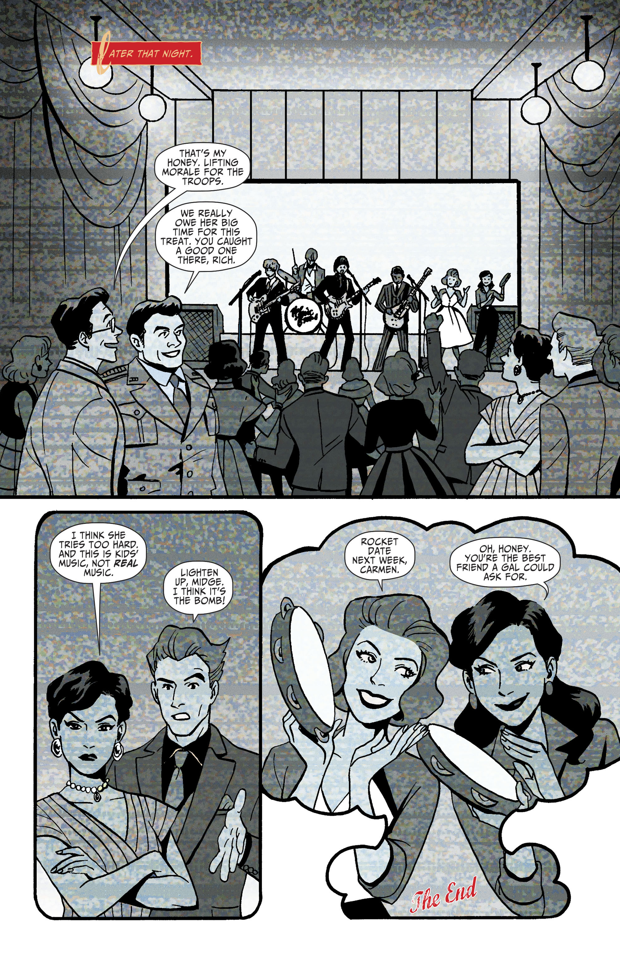 Read online Shade, the Changing Girl comic -  Issue #8 - 27