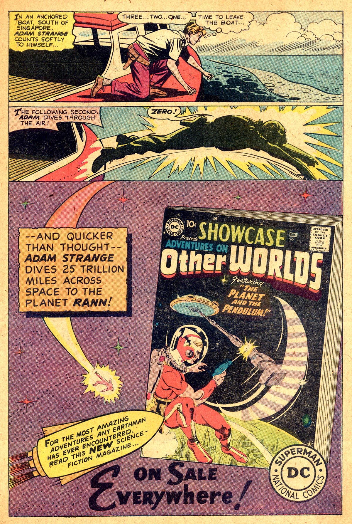 Read online All-Star Western (1951) comic -  Issue #104 - 23