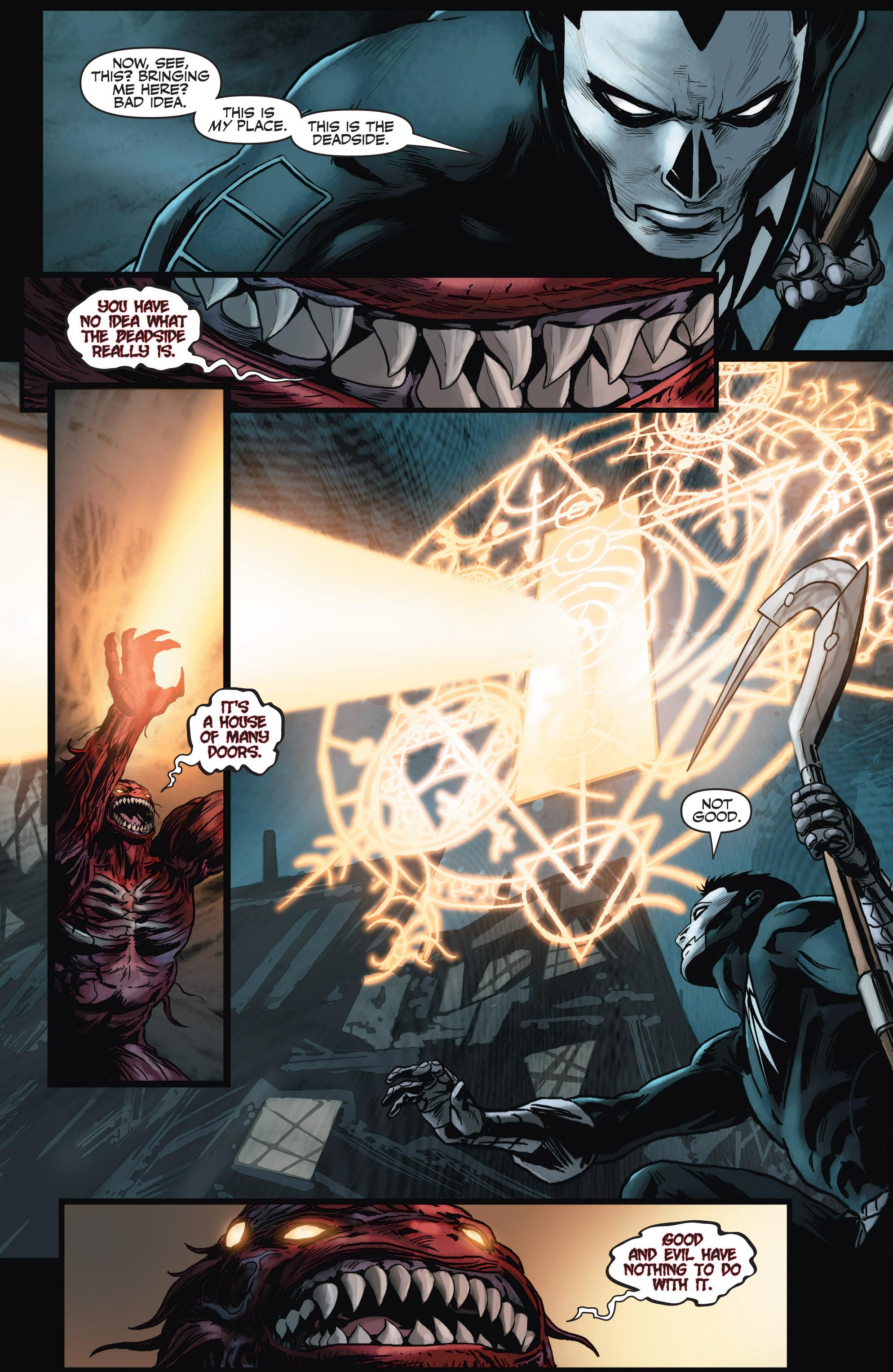 Read online Shadowman (2012) comic -  Issue #4 - 16