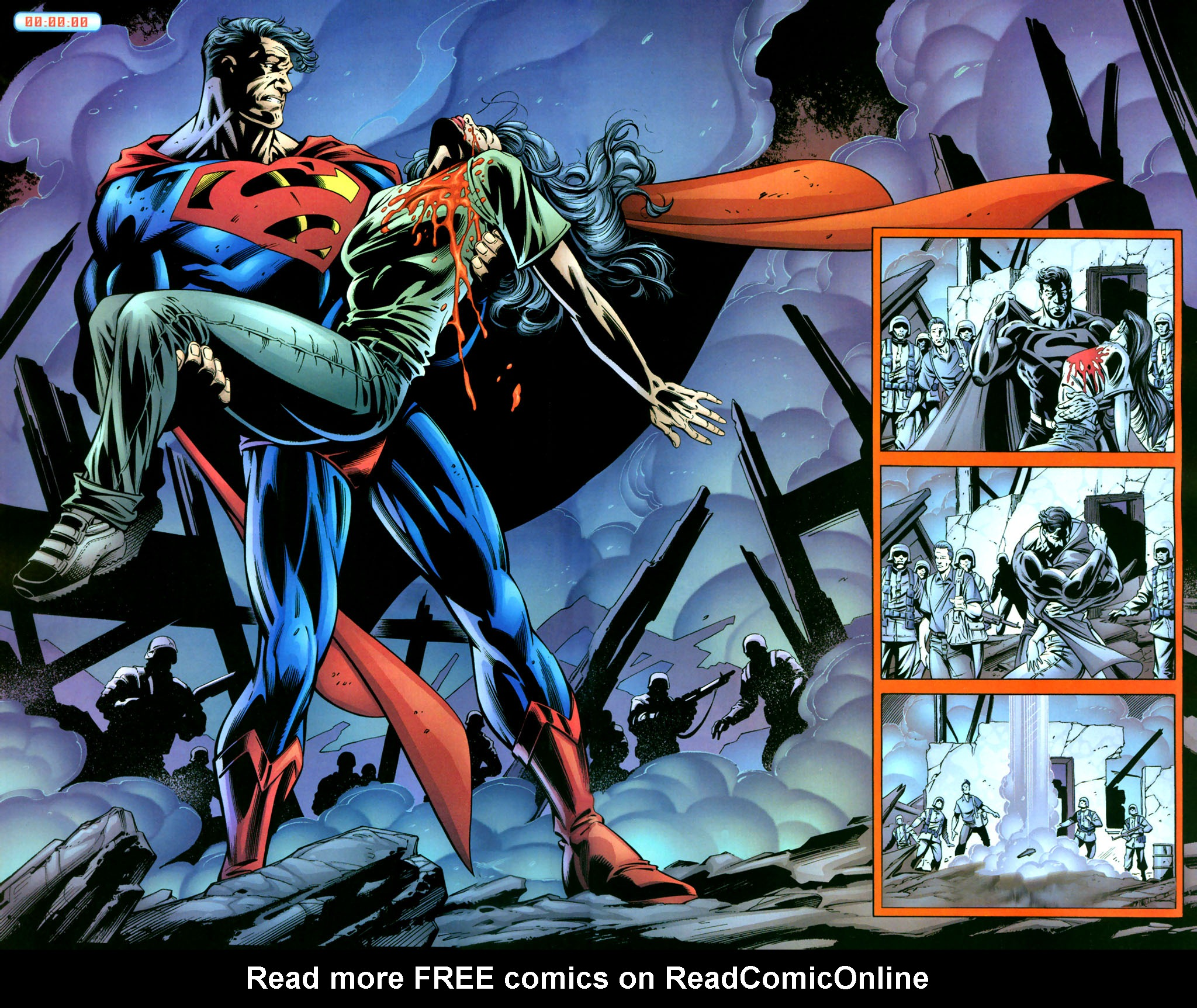 Read online Adventures of Superman (1987) comic -  Issue #632 - 3