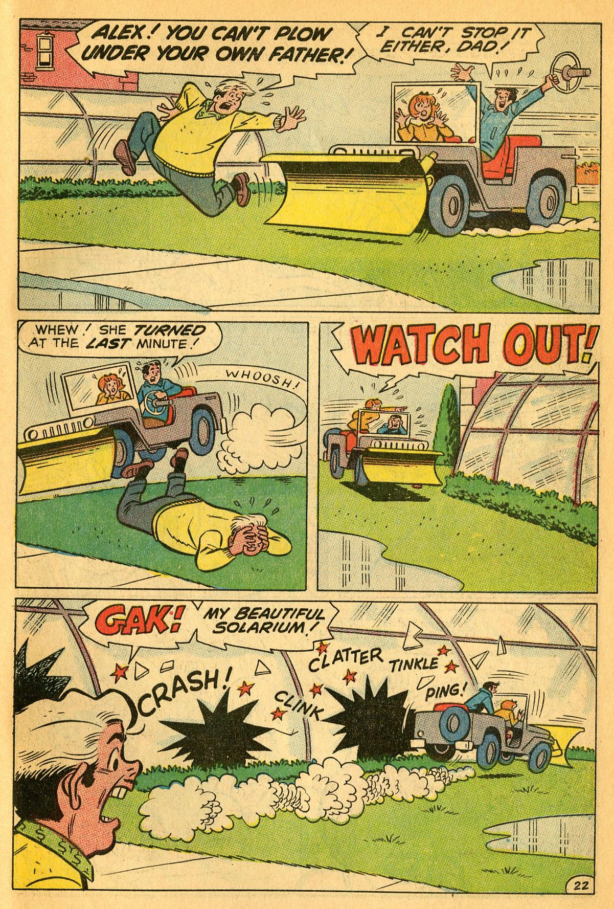 Read online She's Josie comic -  Issue #40 - 31