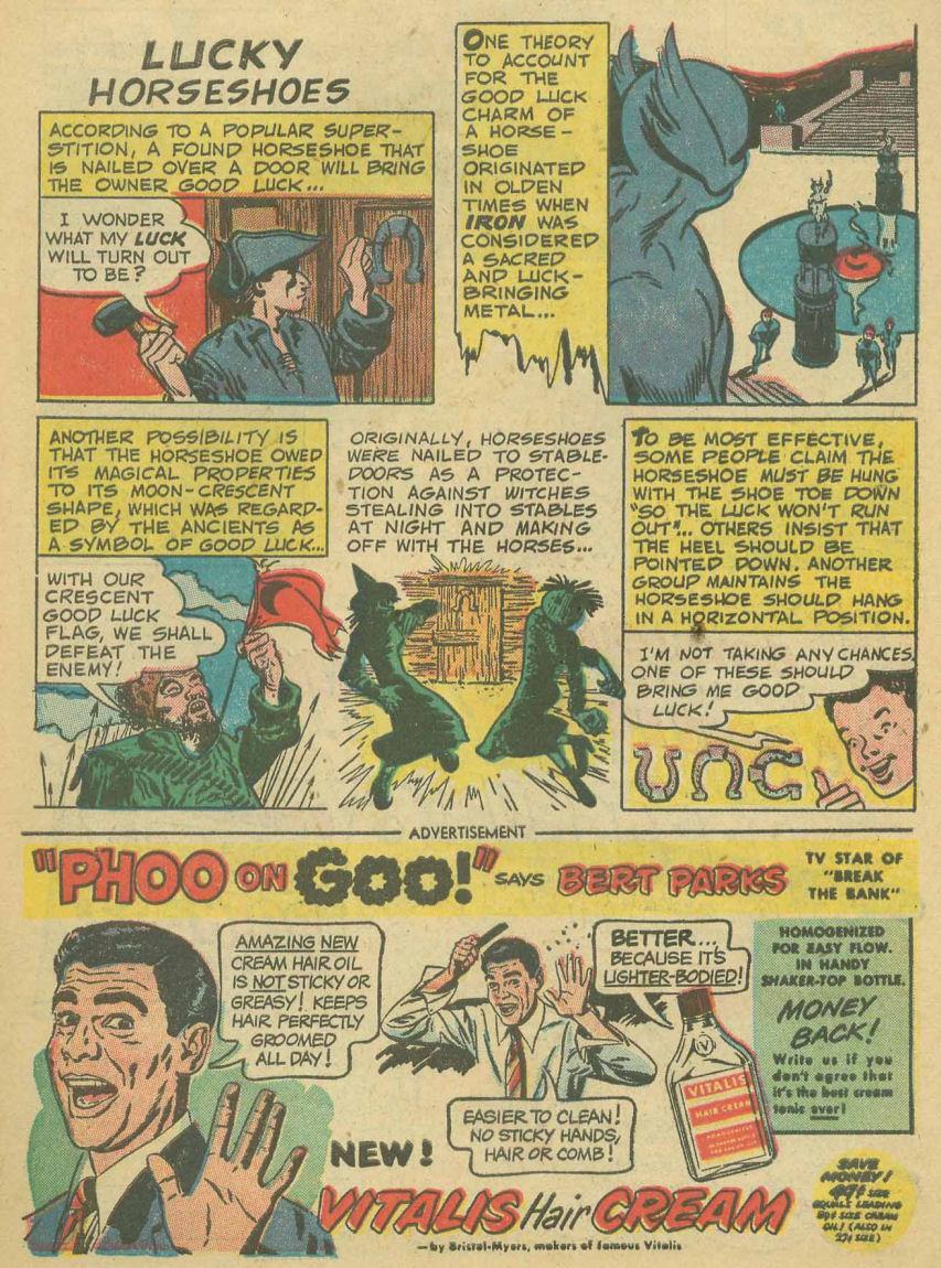 Read online Sensation (Mystery) Comics comic -  Issue #107 - 34