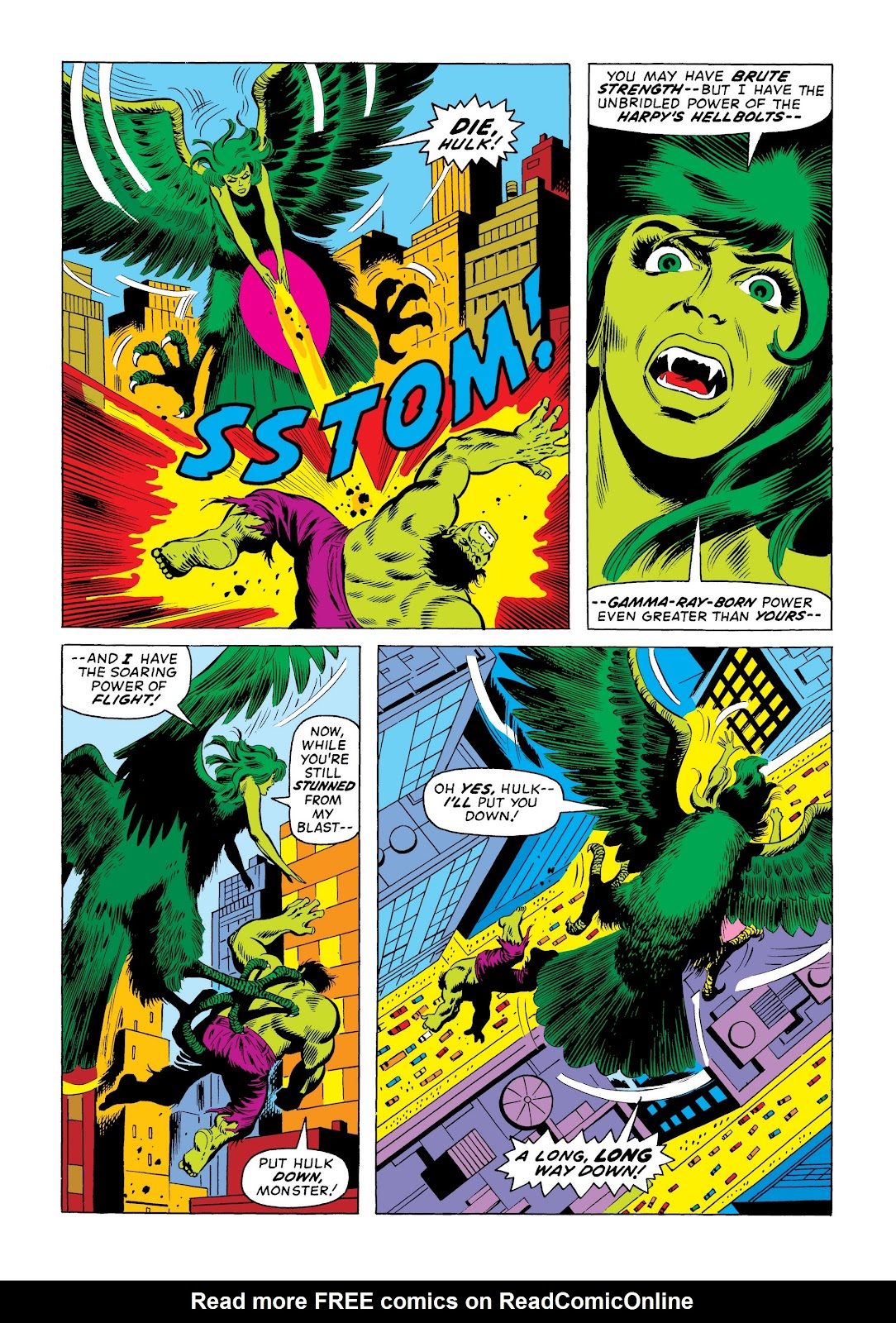 Read online Marvel Masterworks: The Incredible Hulk comic -  Issue # TPB 9 (Part 3) - 52