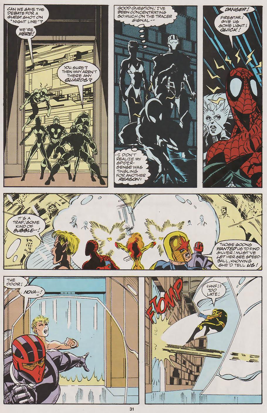 Web of Spider-Man (1985) _Annual 8 #8 - English 27