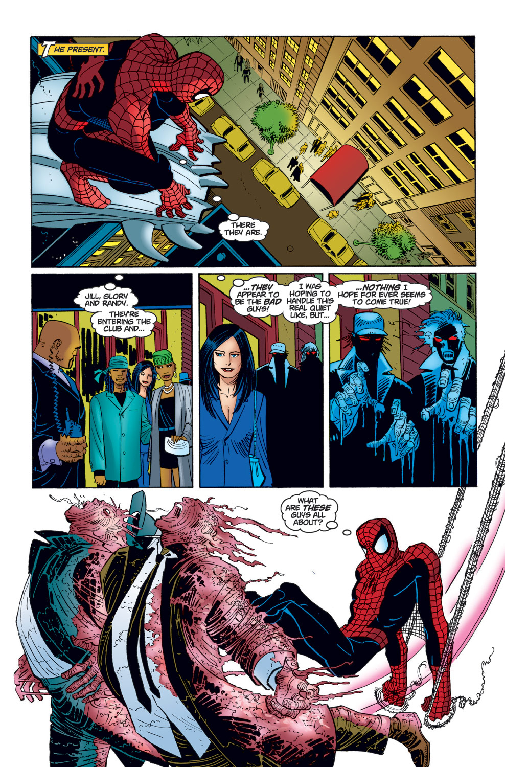The Amazing Spider-Man (1999) 23 Page 18