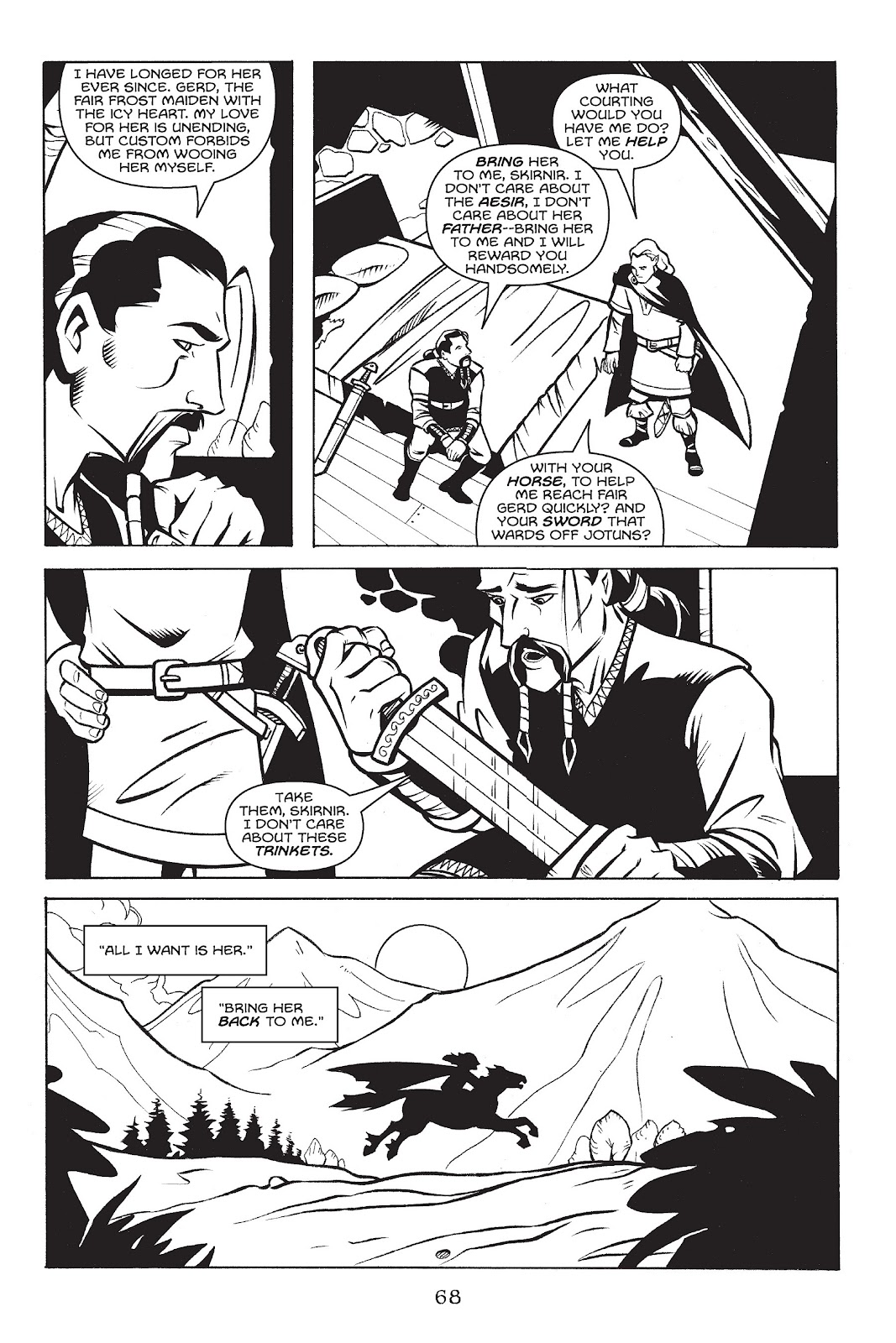 Read online Gods of Asgard comic -  Issue # TPB (Part 1) - 69