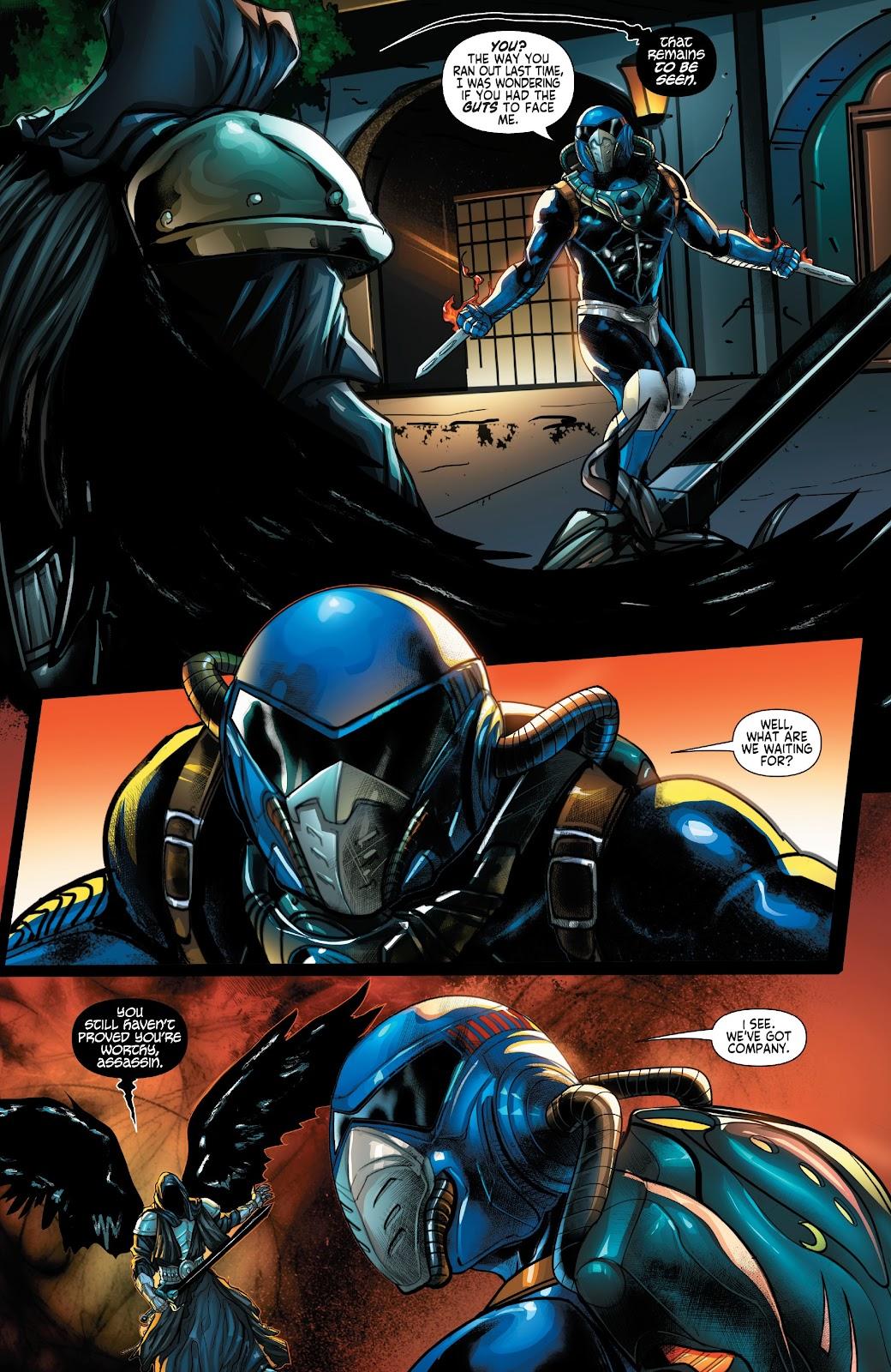 Read online Zodiac comic -  Issue #1 - 28