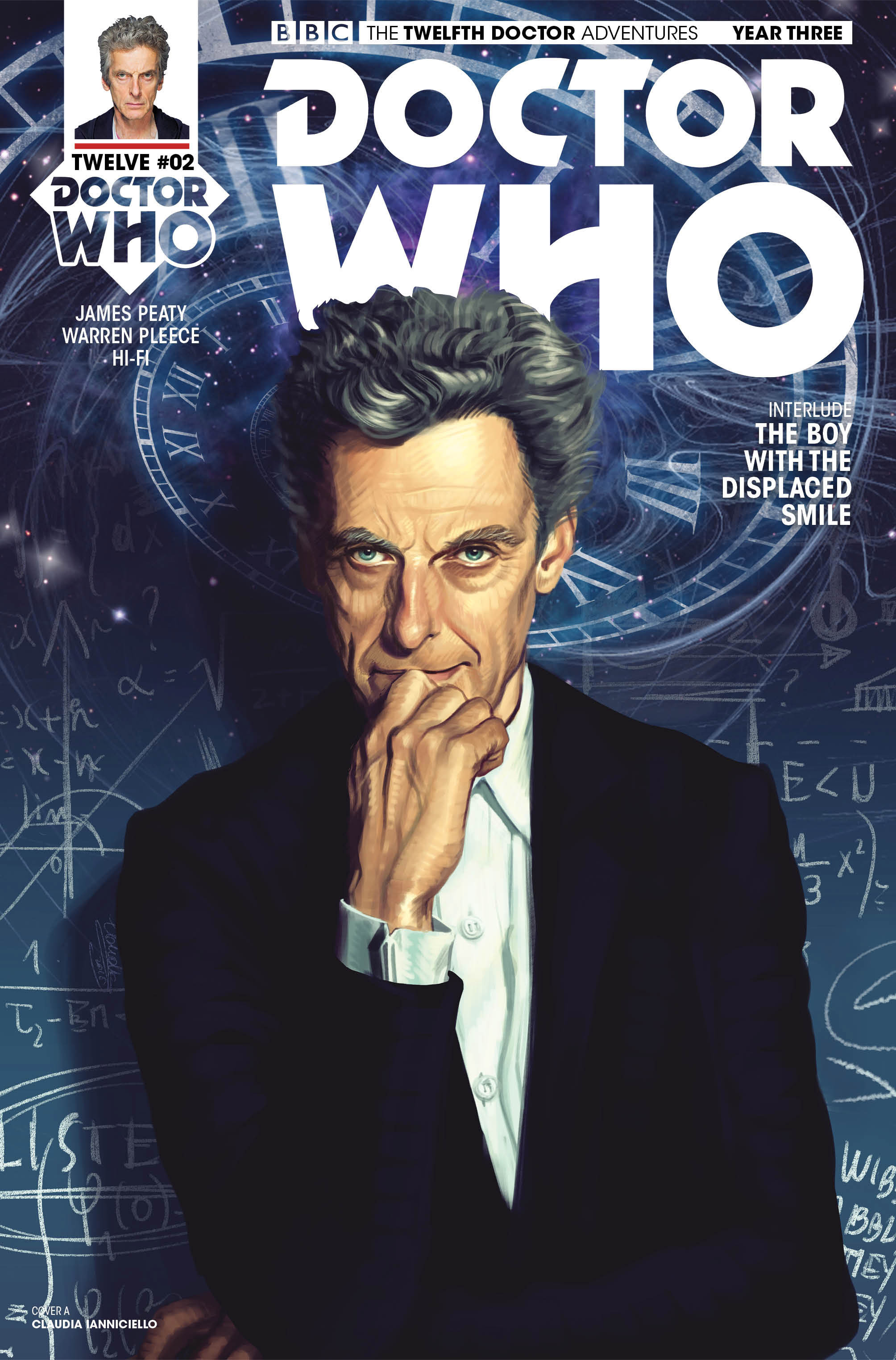 Doctor Who: The Twelfth Doctor Year Three 2 Page 1