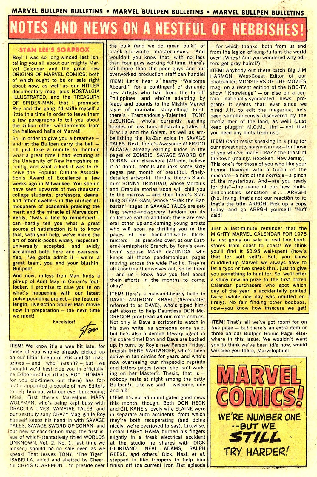 Journey Into Mystery (1972) issue 14 - Page 22