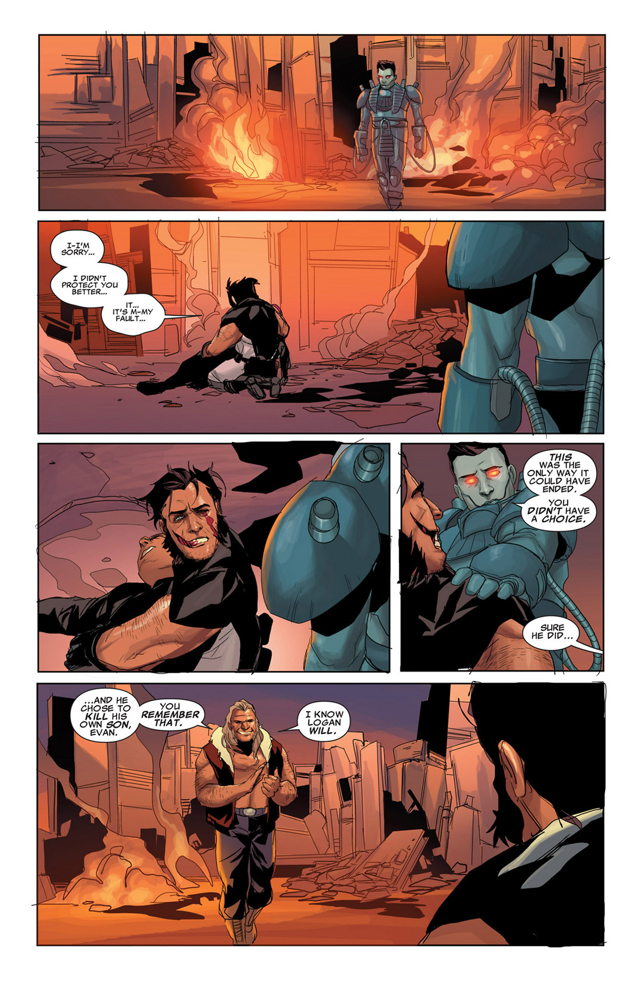 Read online Uncanny X-Force (2010) comic -  Issue #34 - 19