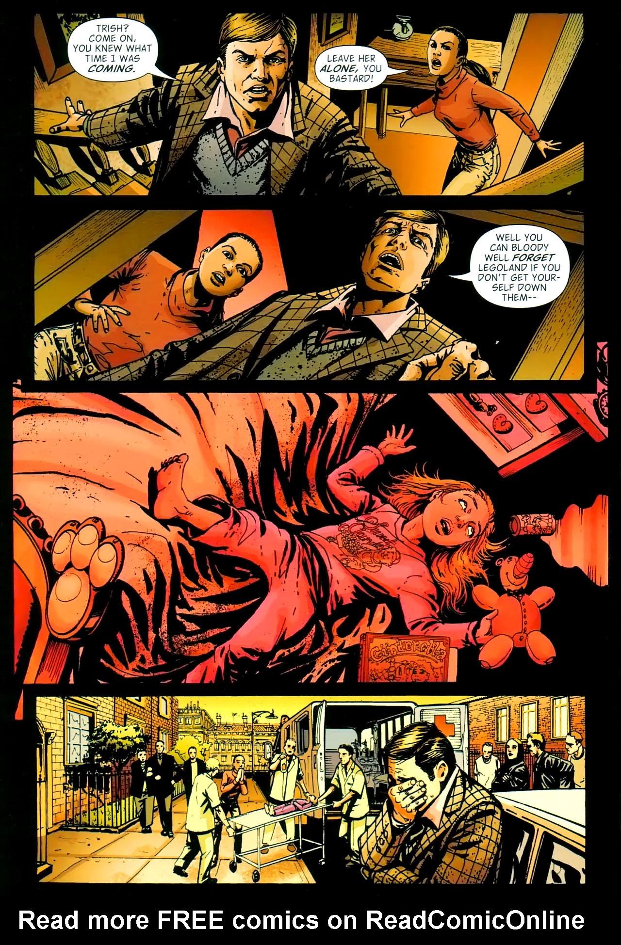 Read online John Constantine Hellblazer: All His Engines comic -  Issue # Full - 16