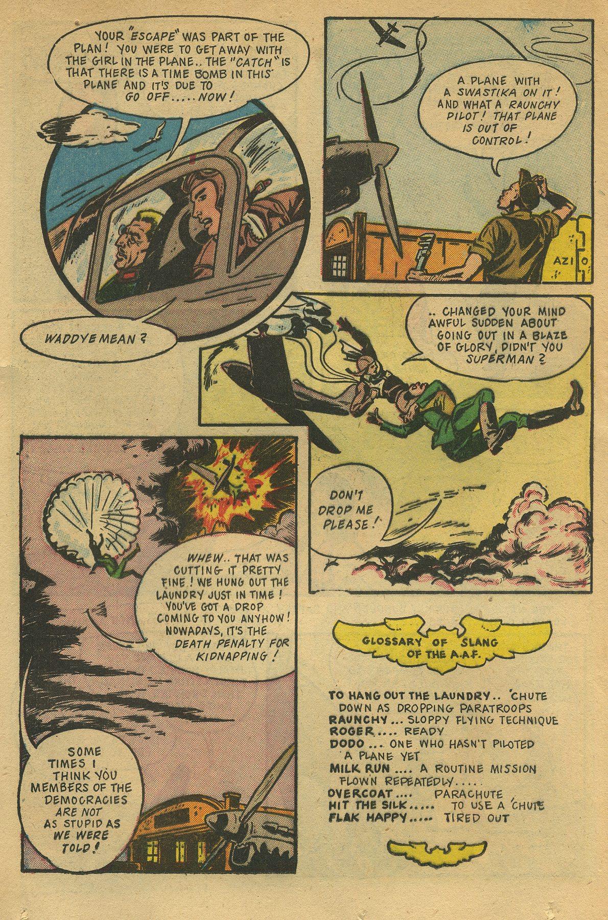 Read online Shadow Comics comic -  Issue #49 - 32