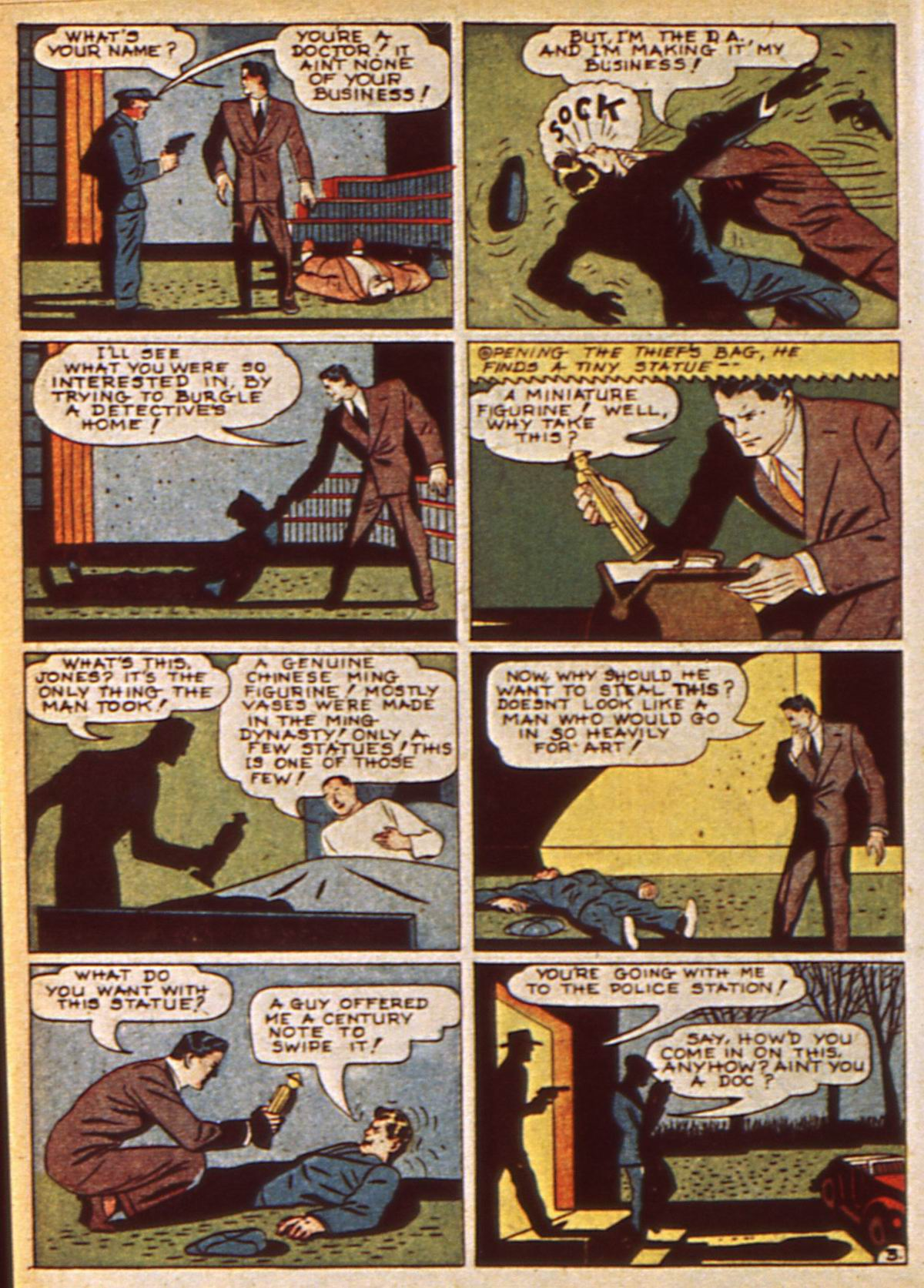 Read online Detective Comics (1937) comic -  Issue #47 - 46