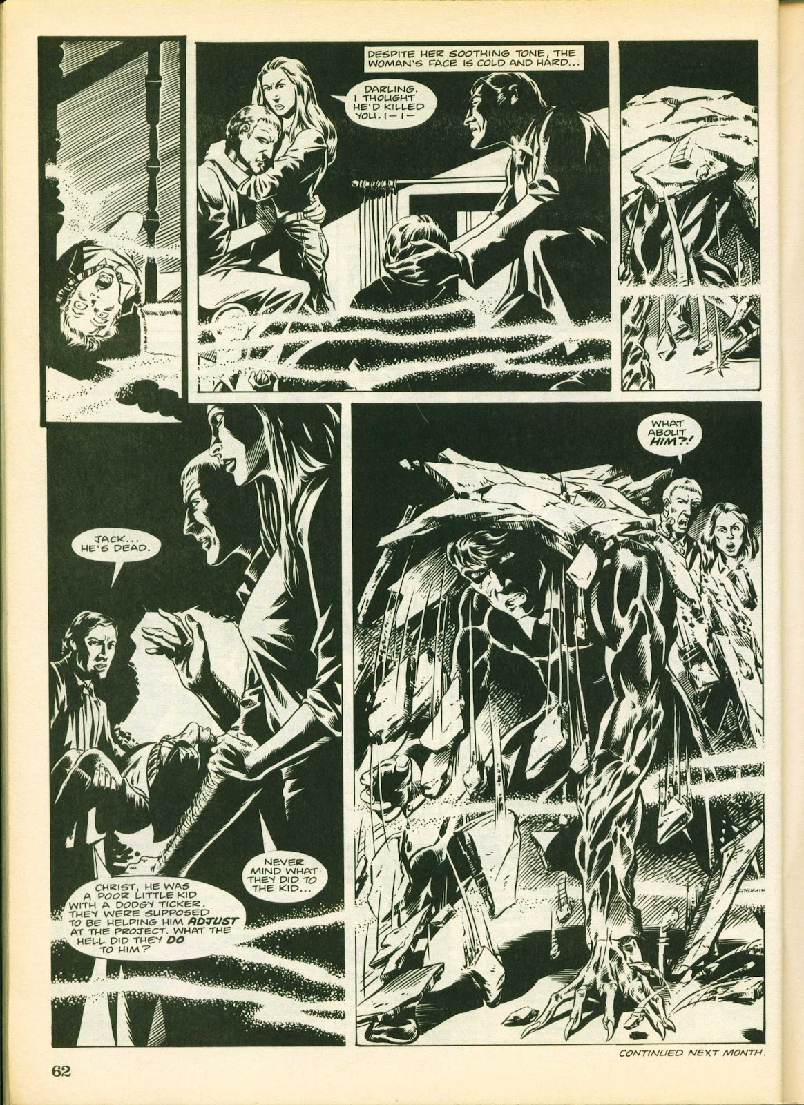Warrior Issue #25 #26 - English 61