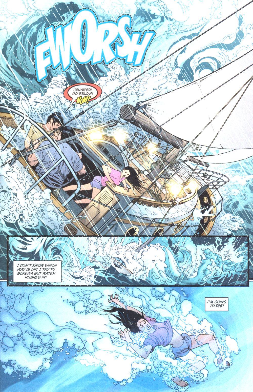 Read online Aquaman (2003) comic -  Issue #13 - 6