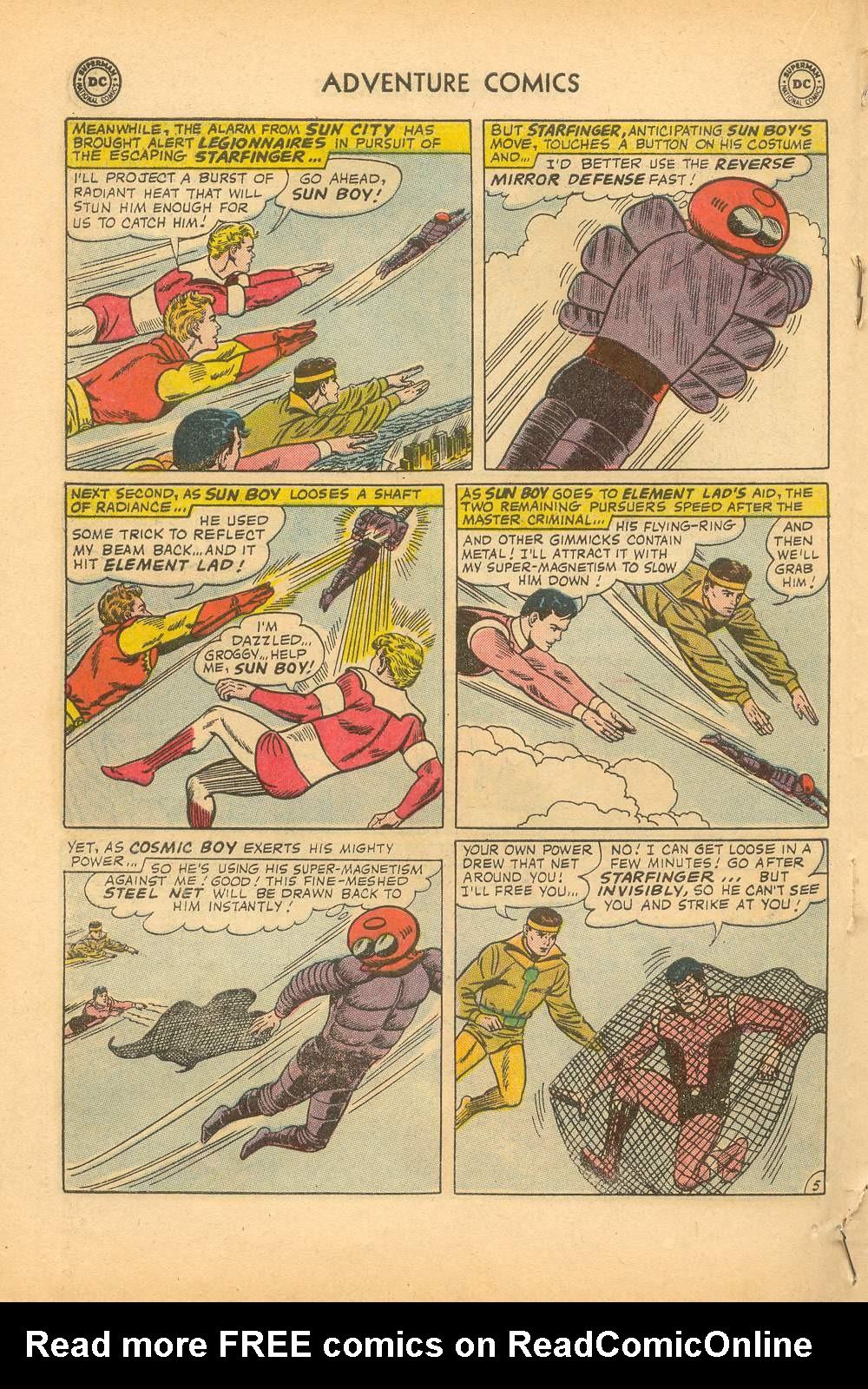 Read online Adventure Comics (1938) comic -  Issue #335 - 18
