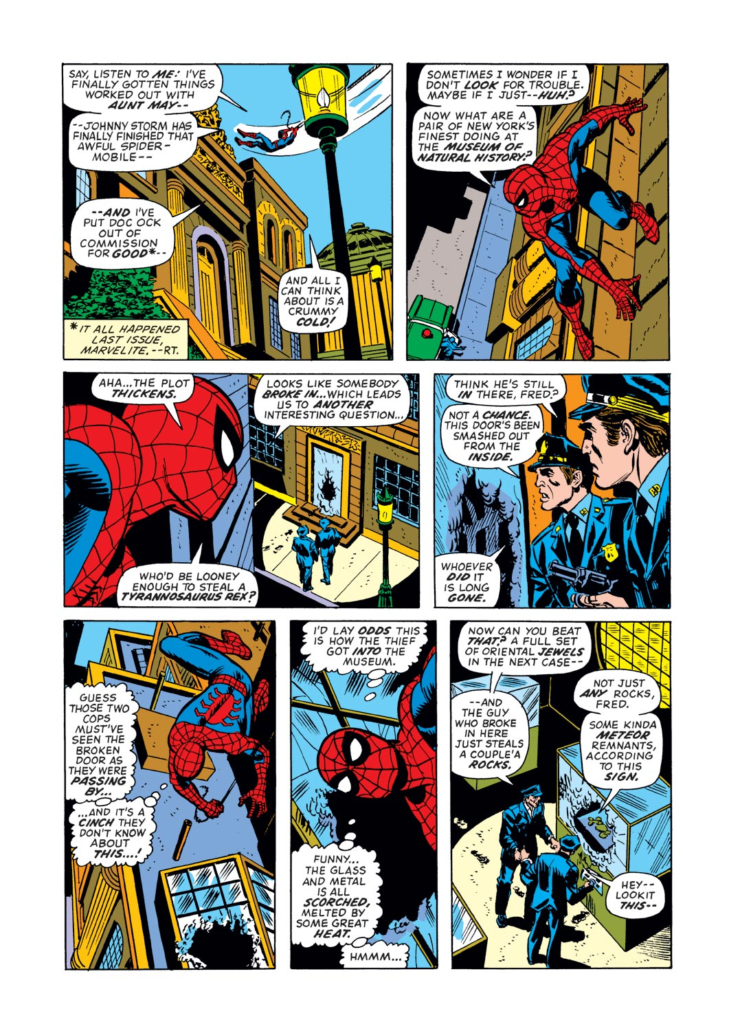 The Amazing Spider-Man (1963) 132 Page 3