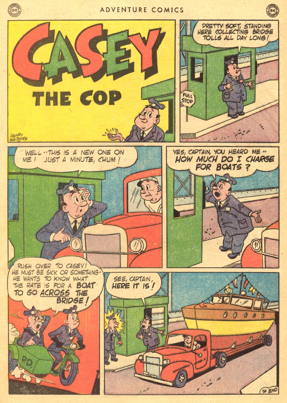 Read online Adventure Comics (1938) comic -  Issue #133 - 34