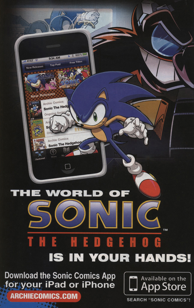 Read online Sonic Universe comic -  Issue #25 - 20