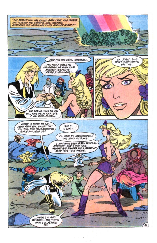 Read online Amethyst, Princess of Gemworld comic -  Issue #12 - 19