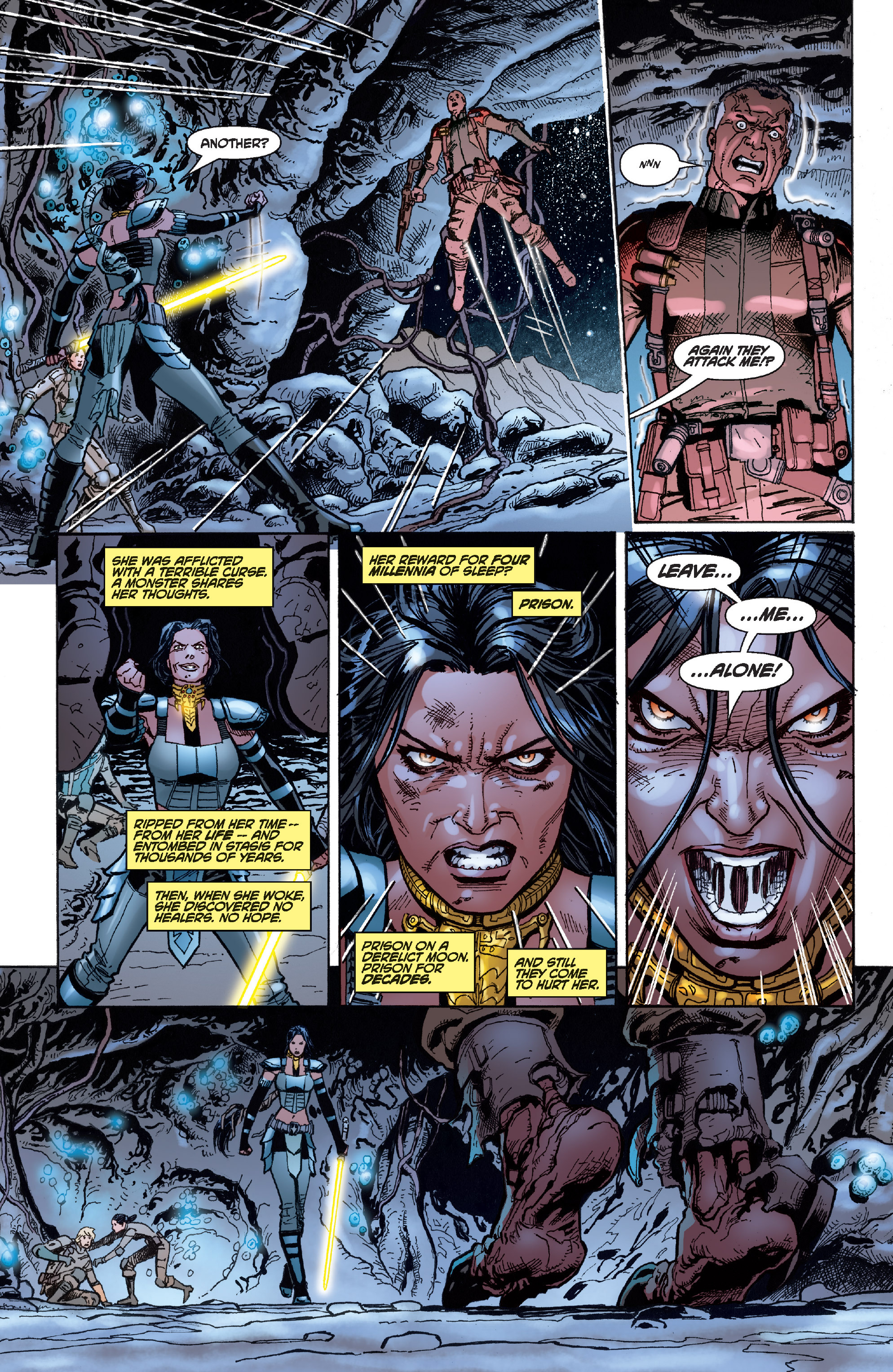 Read online Star Wars Omnibus comic -  Issue # Vol. 20 - 427