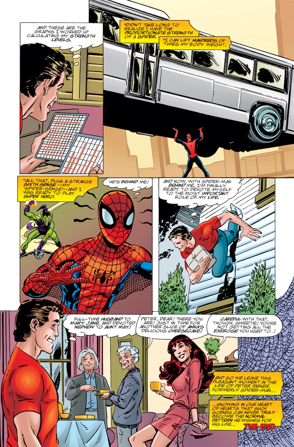 The Amazing Spider-Man (1999) 1 Page 38