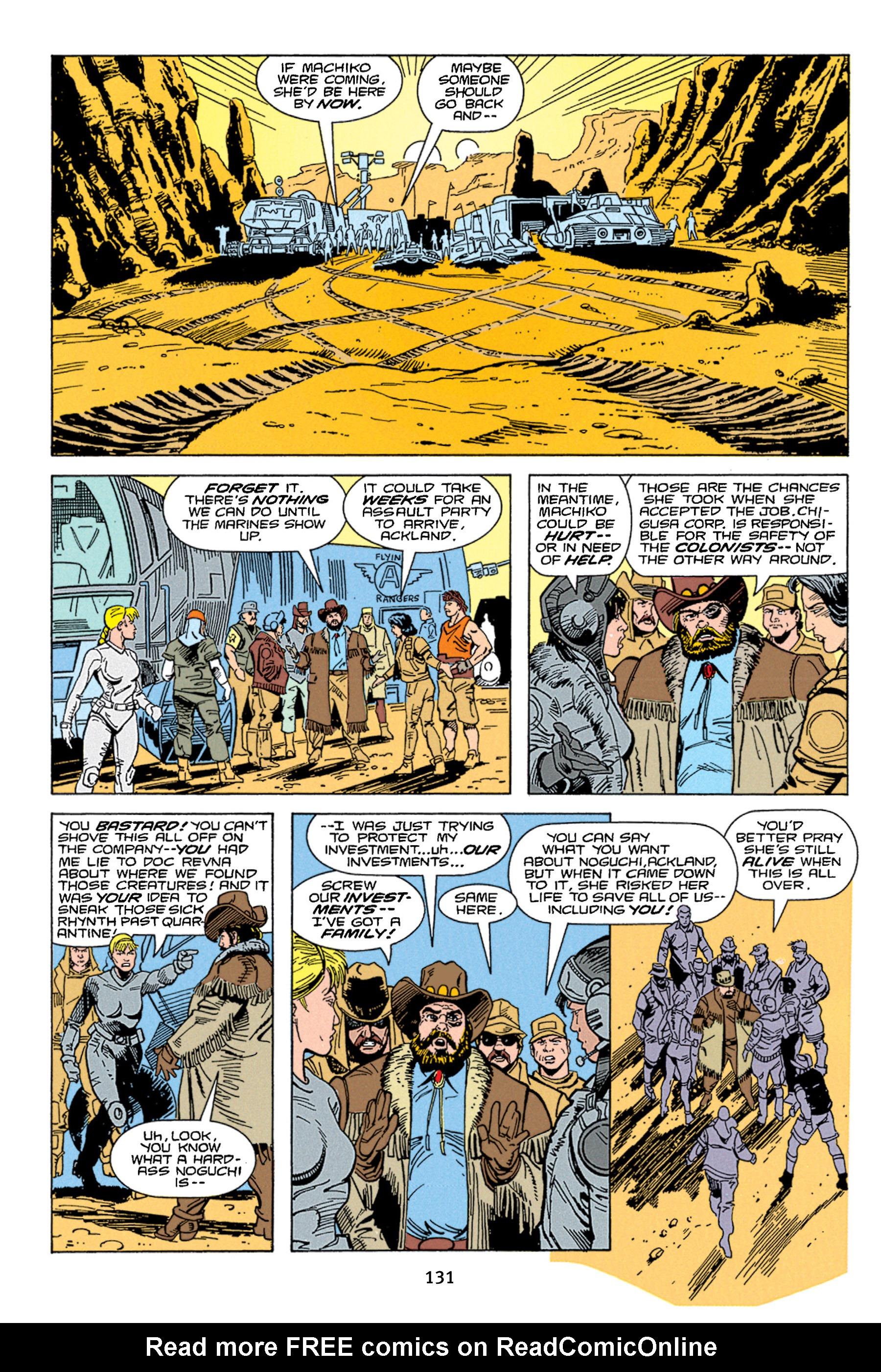 Read online Aliens vs. Predator Omnibus comic -  Issue # _TPB 1 Part 2 - 30