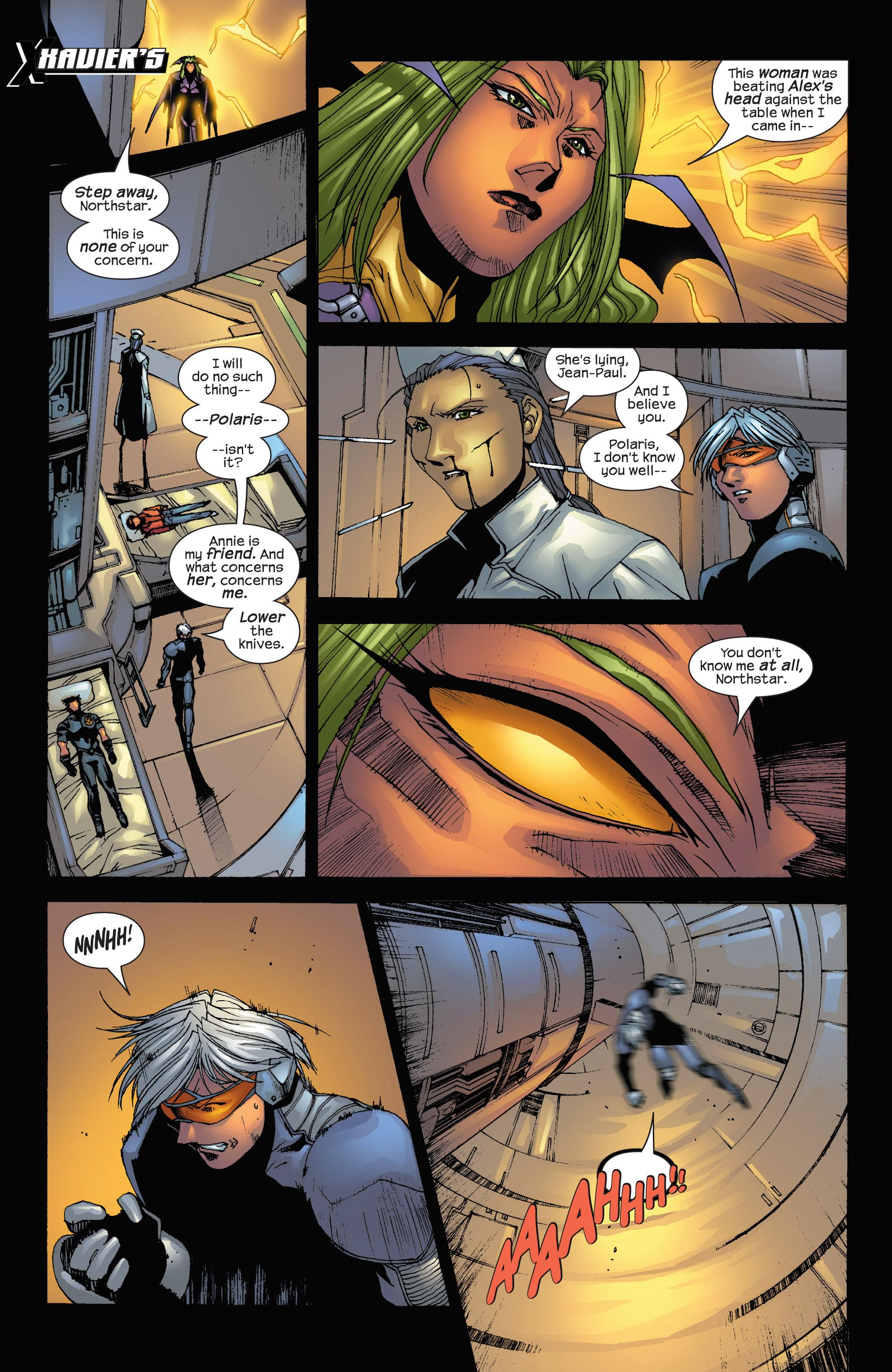 Read online Uncanny X-Men (1963) comic -  Issue #419 - 5
