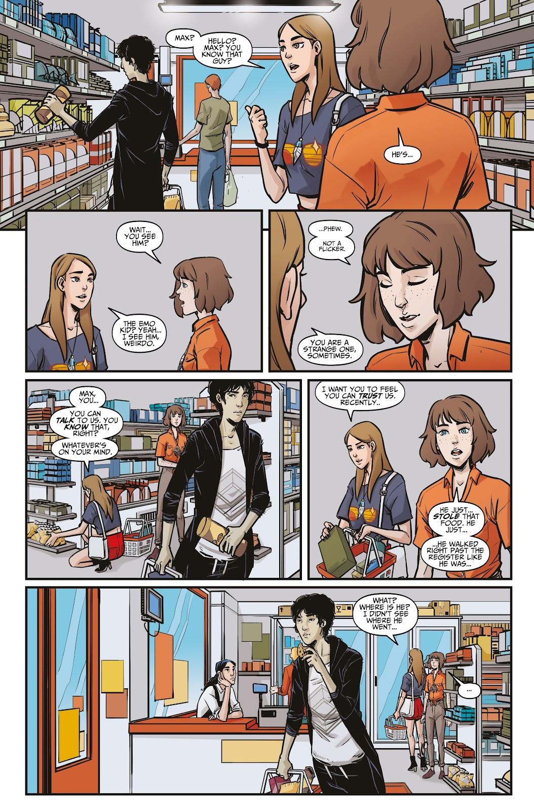 Read online Life is Strange comic -  Issue #6 - 12