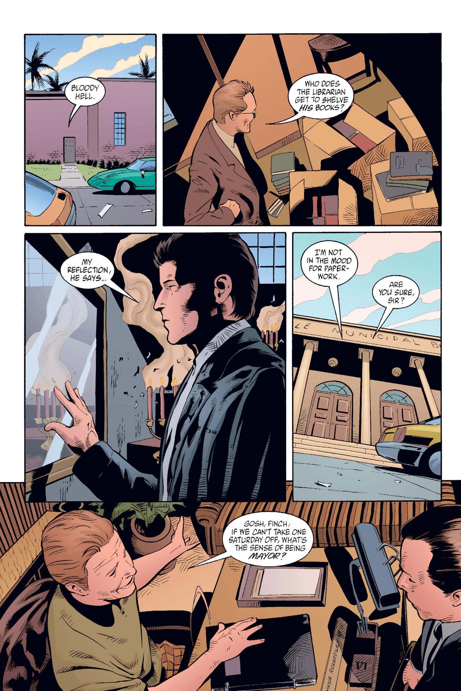 Read online Buffy the Vampire Slayer: Omnibus comic -  Issue # TPB 2 - 94