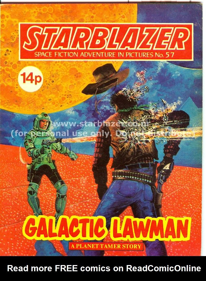 Starblazer issue 57 - Page 1