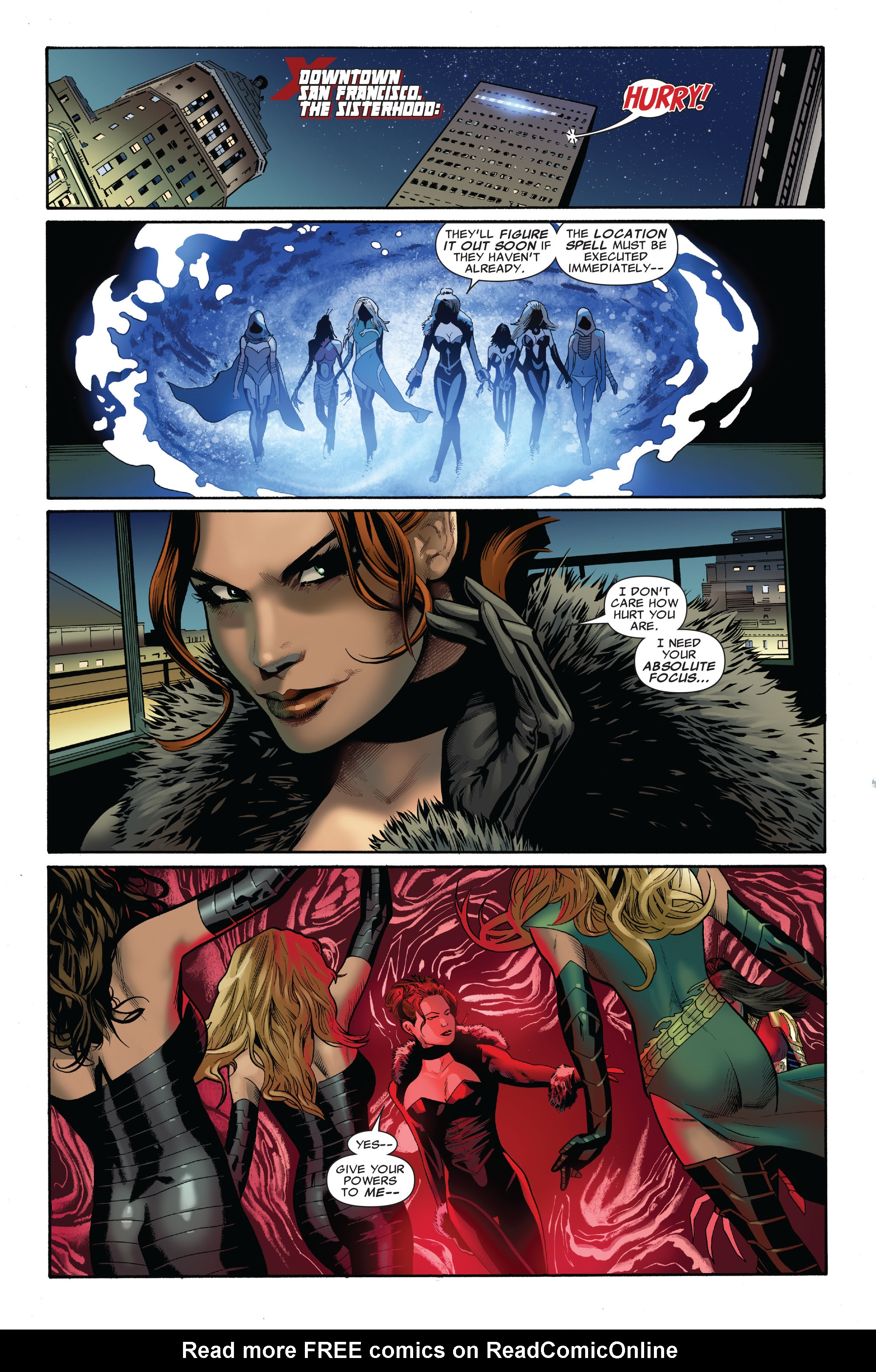 Read online Uncanny X-Men (1963) comic -  Issue #511 - 4
