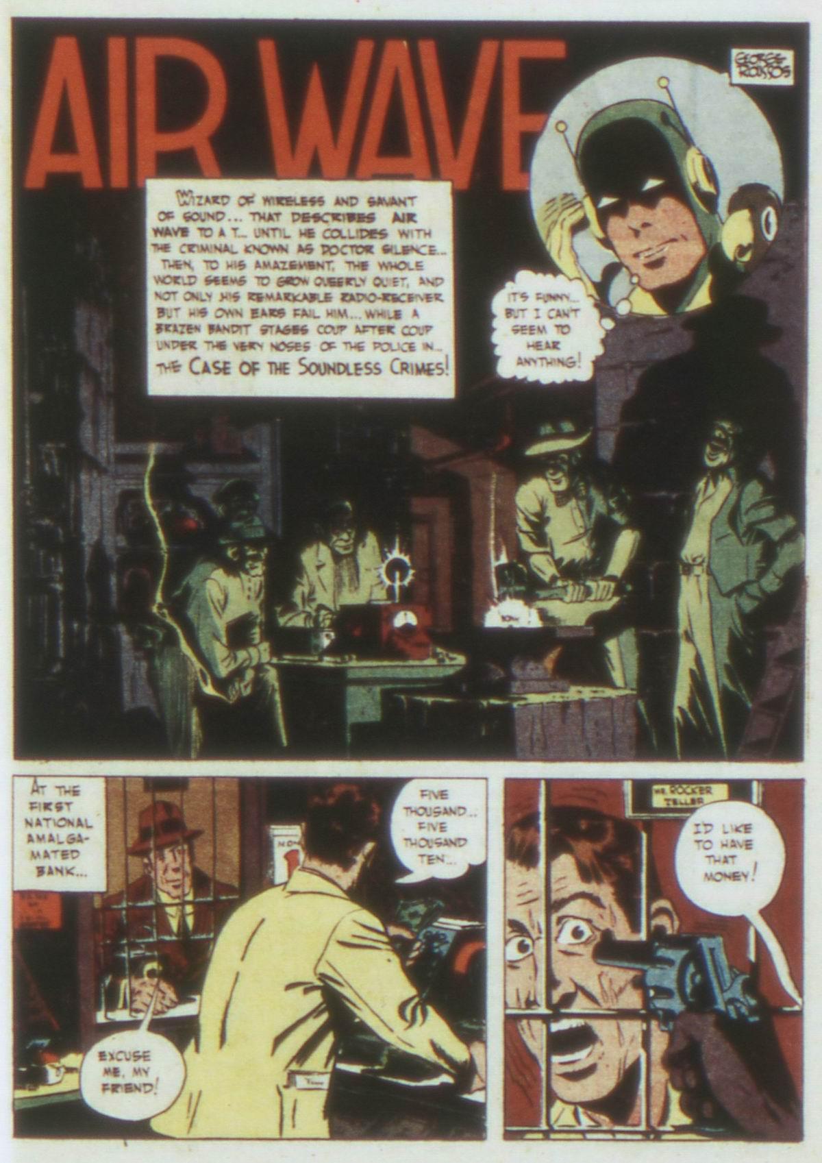 Read online Detective Comics (1937) comic -  Issue #77 - 39