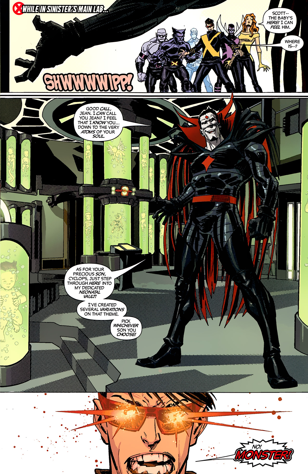 Read online X-Factor Forever comic -  Issue #4 - 14