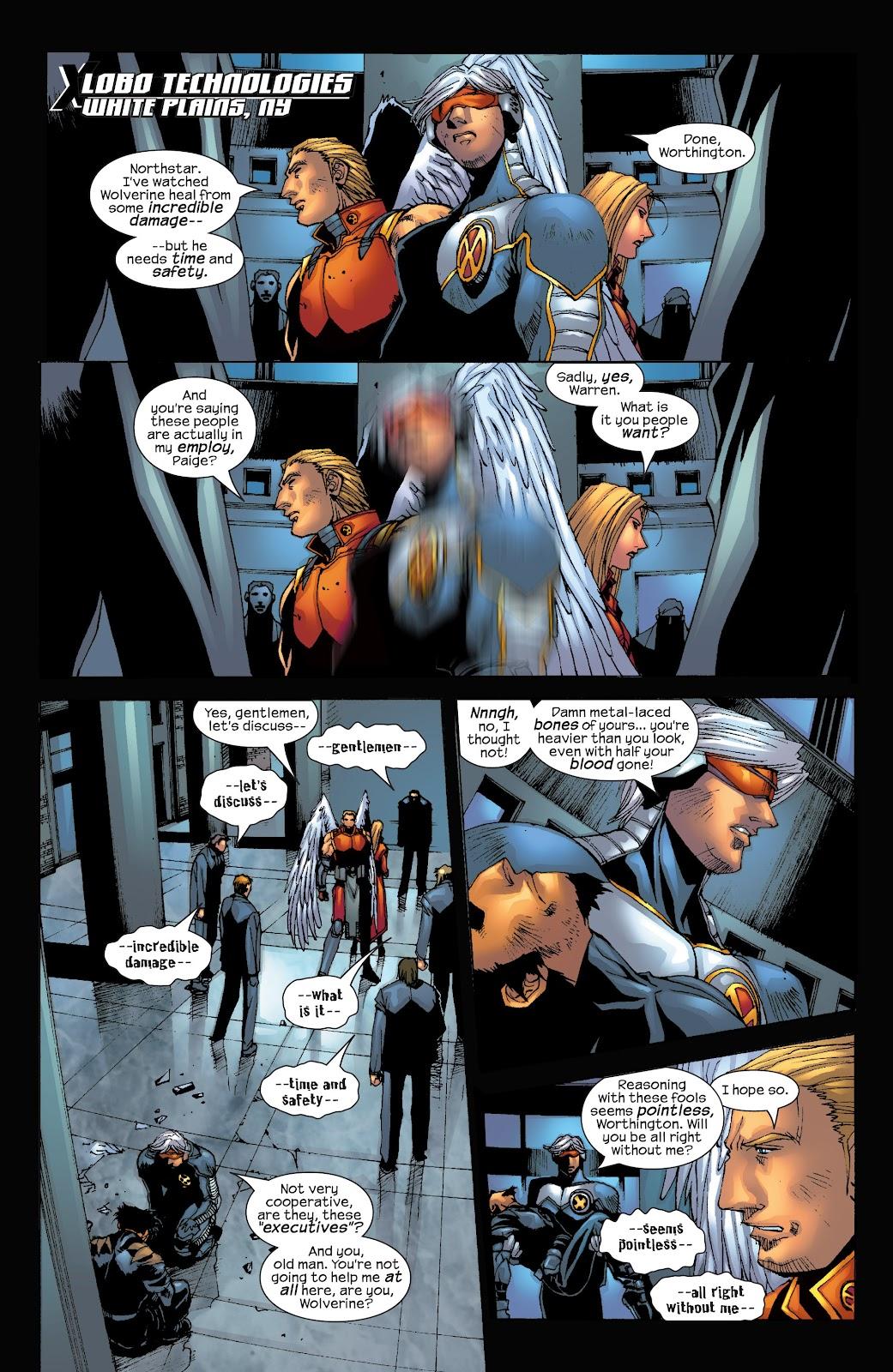 Uncanny X-Men (1963) issue 418 - Page 9