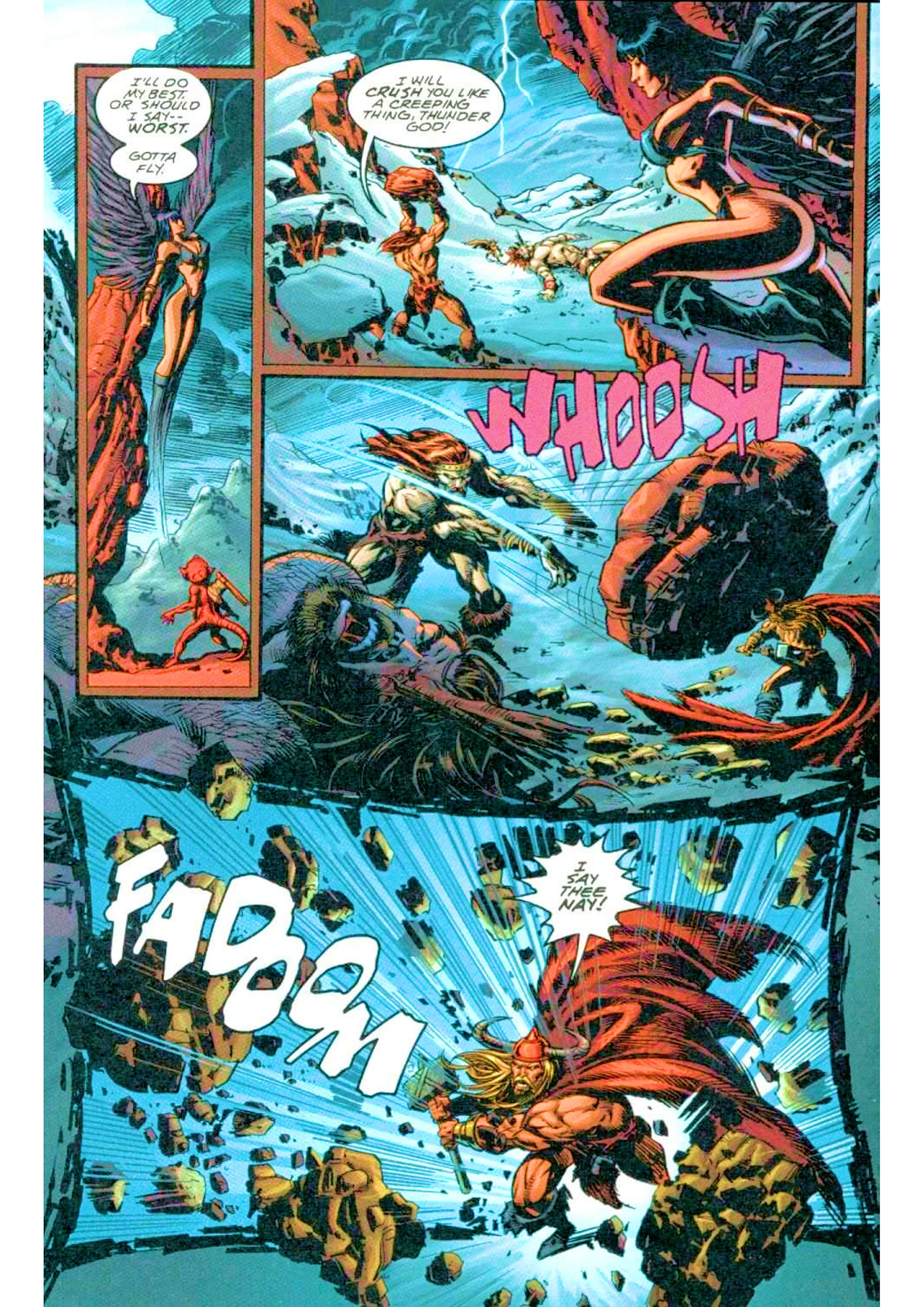 Read online Xena: Warrior Princess (1999) comic -  Issue #3 - 10
