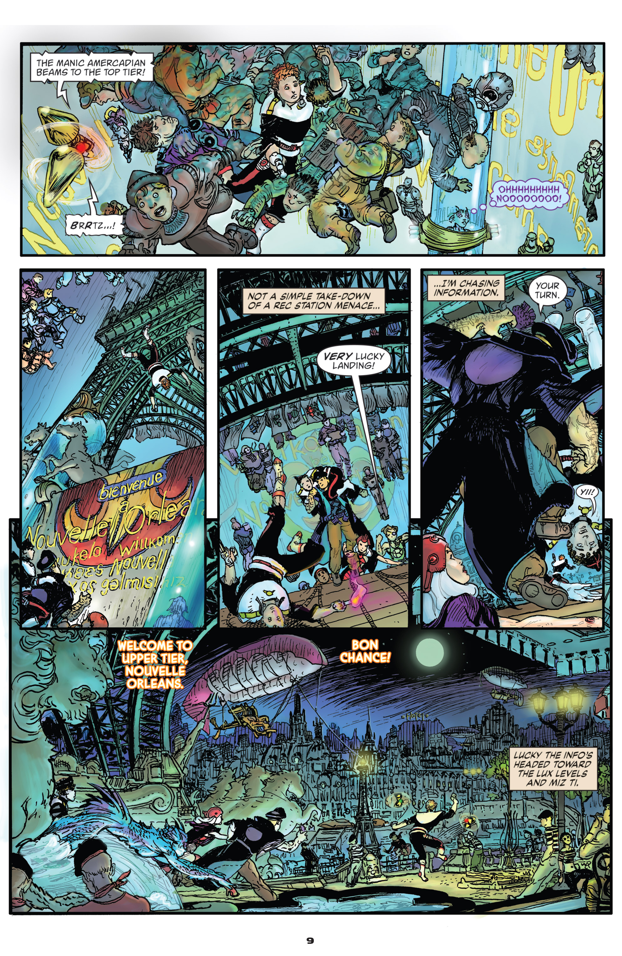 Read online Starstruck: Old Proldiers Never Die comic -  Issue #5 - 11