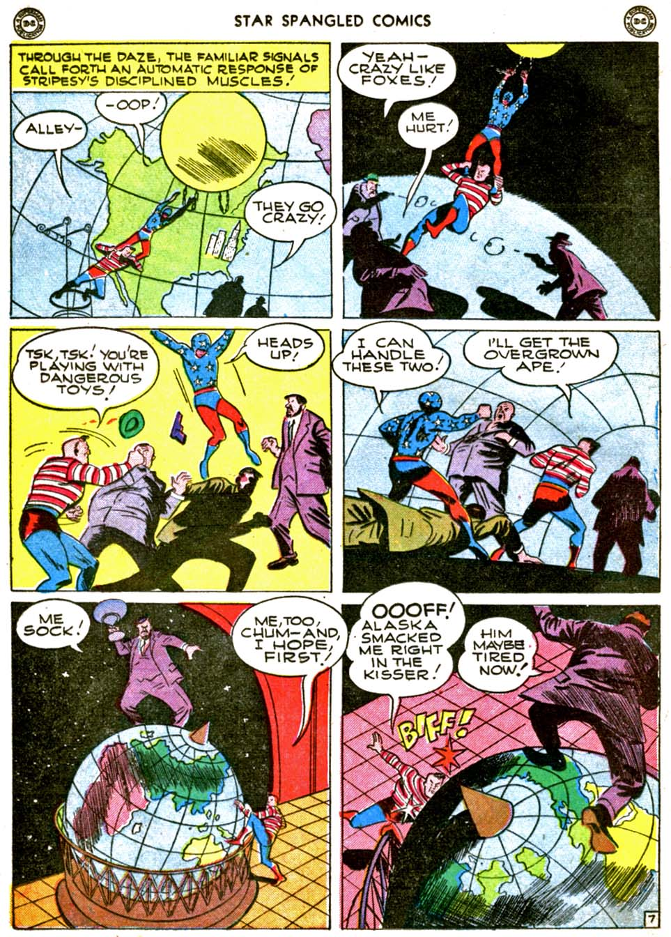Star Spangled Comics (1941) issue 56 - Page 28