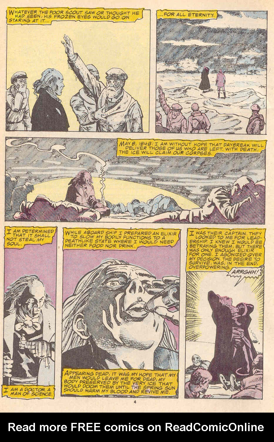 Read online Alpha Flight (1983) comic -  Issue #37 - 5