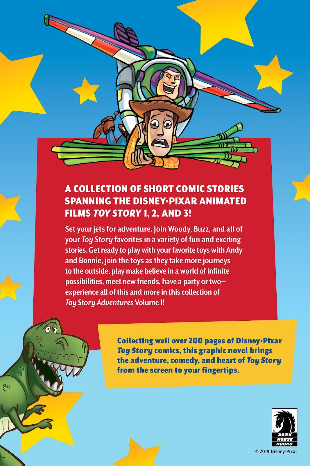 Read online DISNEY·PIXAR Toy Story Adventures comic -  Issue # TPB 1 (Part 3) - 39